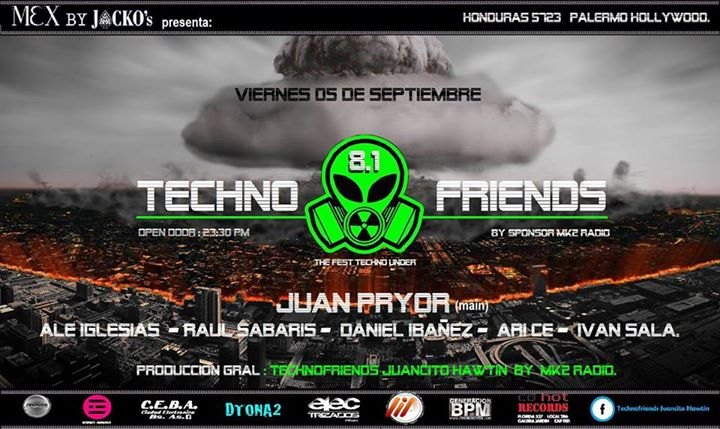Techno friends 05.09