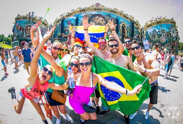 Tomorrowland Brasil