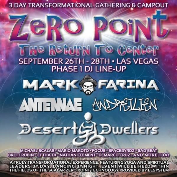 Zero Point Festival 2014
