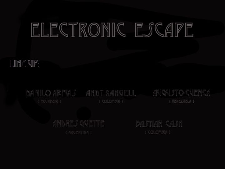 eLECTRONIC ESCAPE