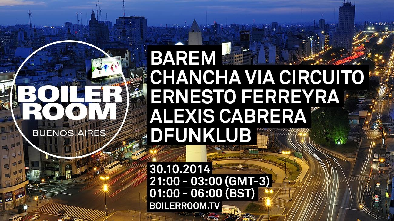 Boiler Room Buenos Aires