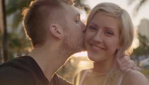 Calvin Harris & Ellie Goulding