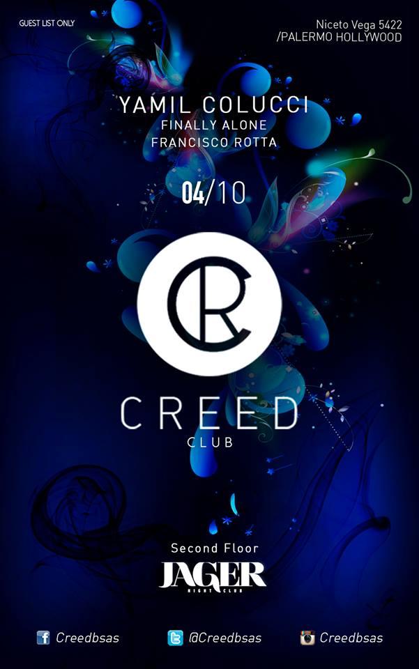 Club Creed 04.10