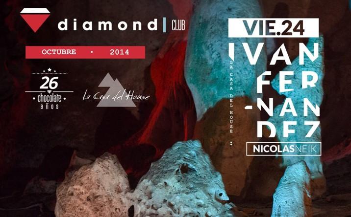 Diamond Club Bahia Blanca 24.10