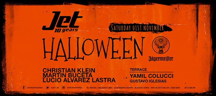 Jet 01.11 Halloween