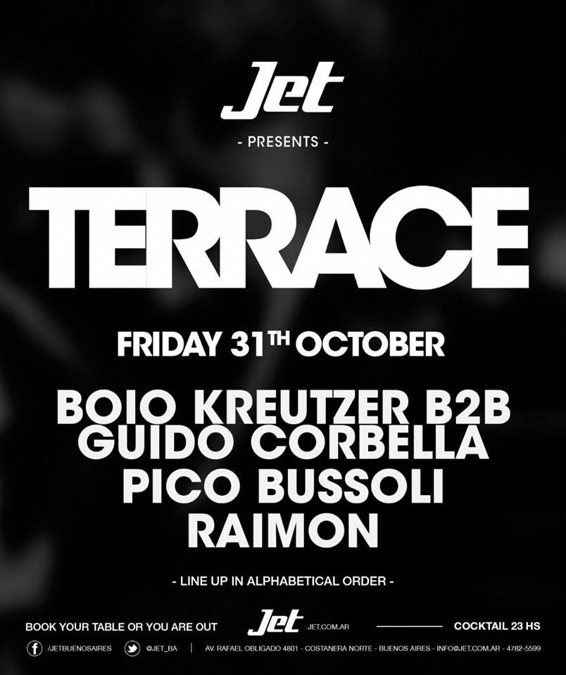 Jet Terrace 31.10