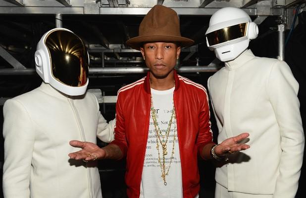 Pharrell & Daft Punk