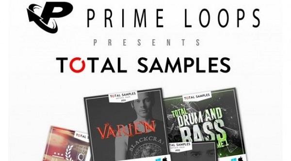 Prime Loops - total samples