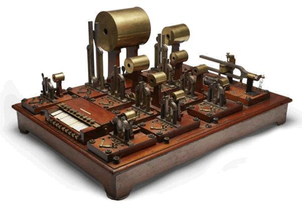 Primer Sintetizador
