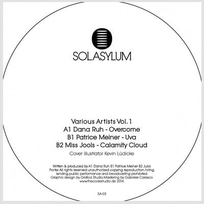 Sol Asylum 03 Vol 1