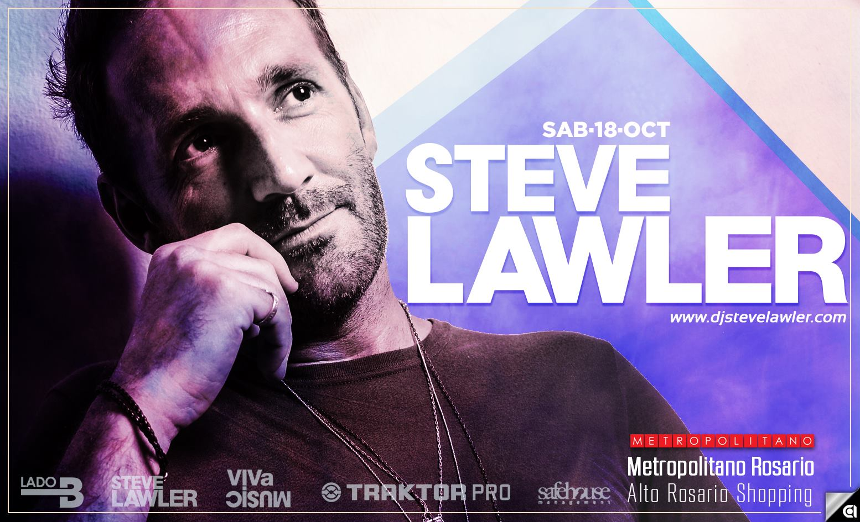 Steve lawler 18.10