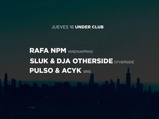 Under Club 16.10