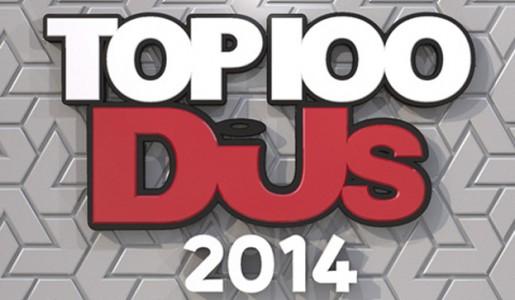 DJ Mag Top 100 muestra los ganadores del 2014