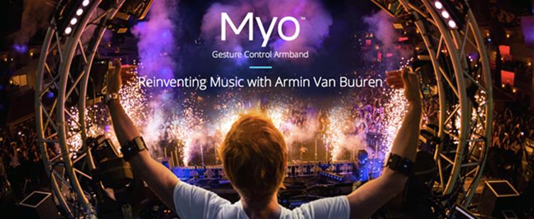 Armin Van Buuren y Myo