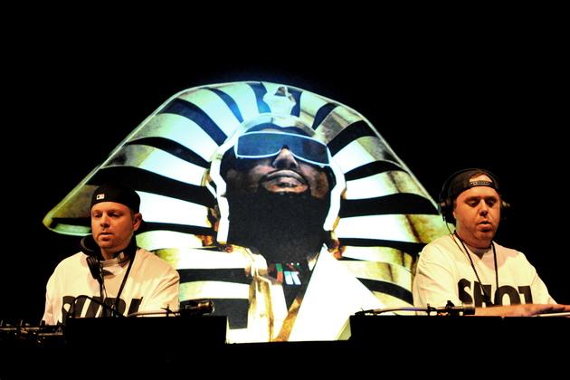 DJ Shadow y Cut Chemist
