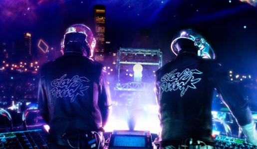 Daft Punk publica en vinilo