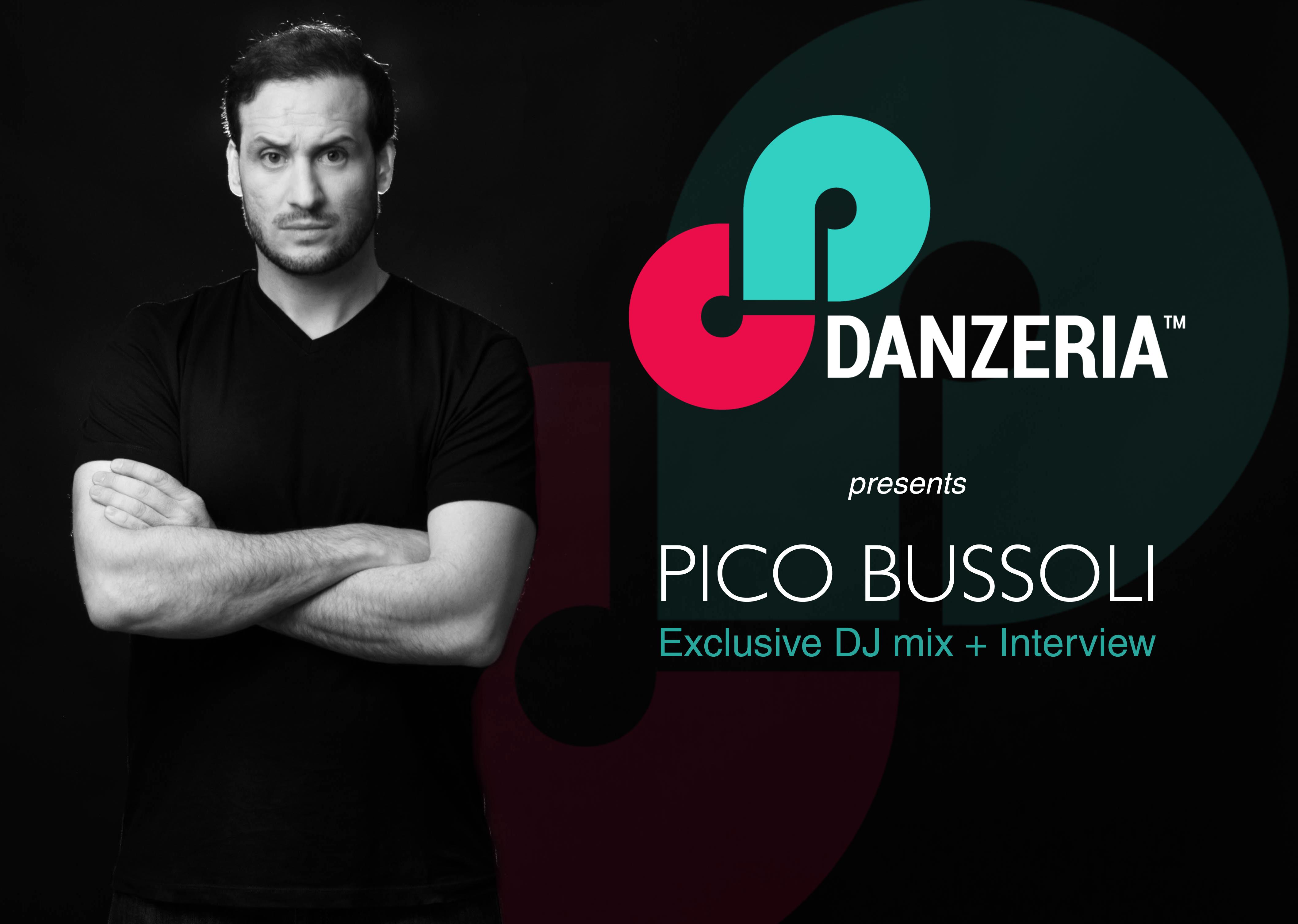 Danzeria - Pico Bussoli flyer