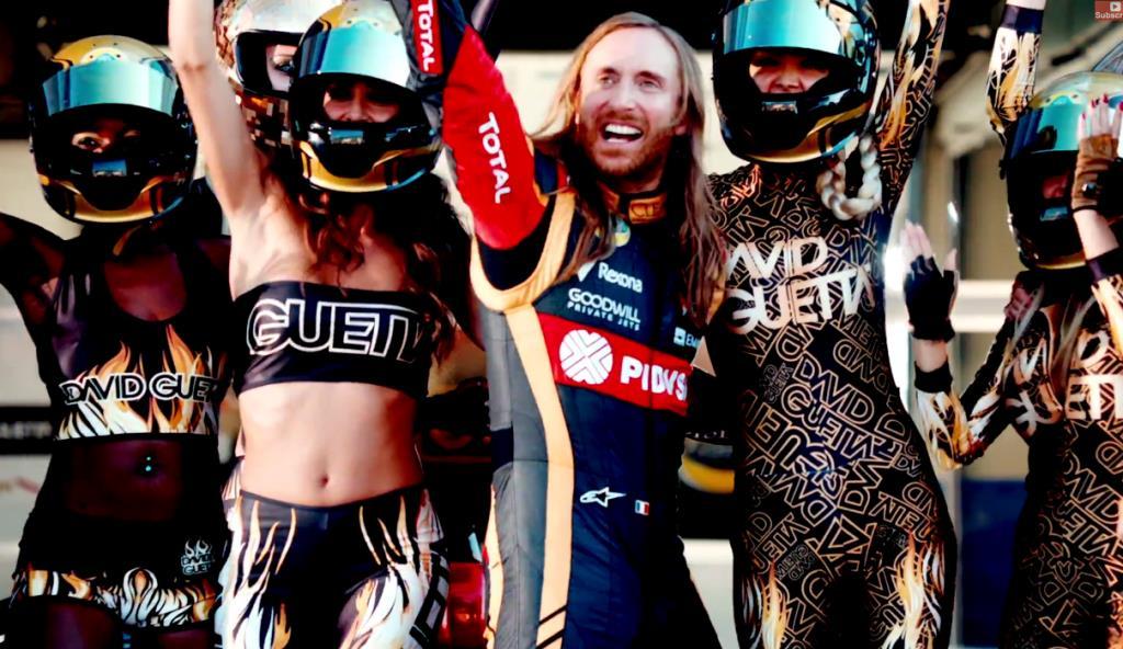 David Guetta - Dangerous