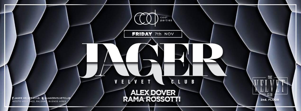 Jager Velvet Club 07.11