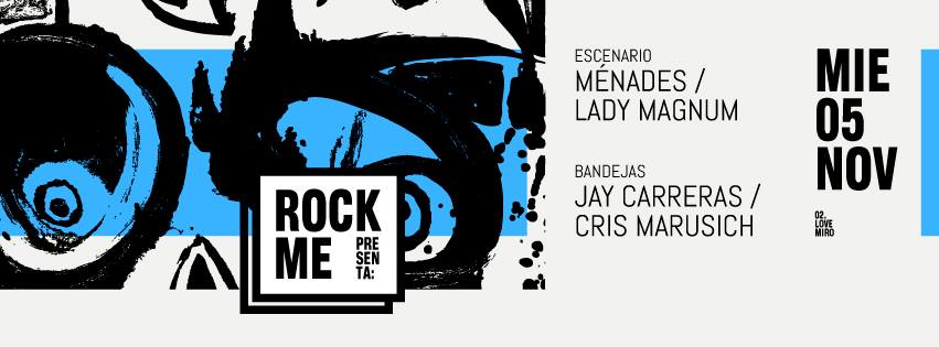 Rock Me - Black Sheep 05.11