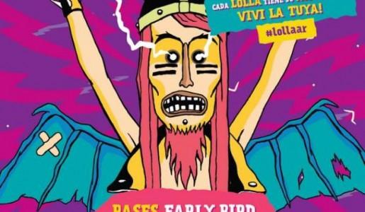 Lollapalooza 2015: ¡Artistas confirmados!