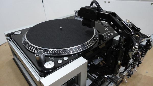 Desktop Record Cutting