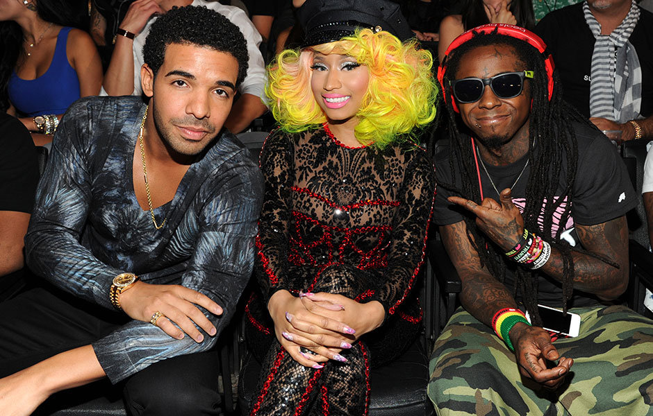 Drake-Minaj-Wayne-