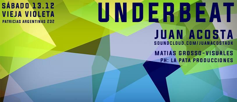 underbeat 13 12