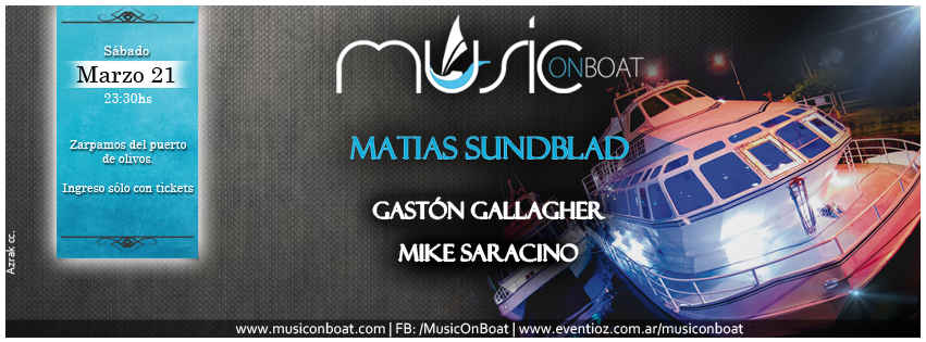 music on boat 21 03