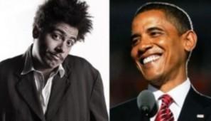 Obama y Seth Troxler