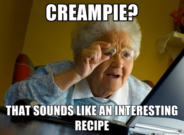 Granny meme