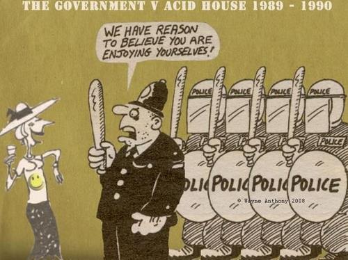 No te pierdas este reportaje de 1988 sobre el acid house for Acid house 1988
