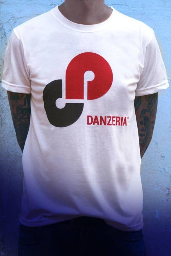moda remera musica electronica danzeria