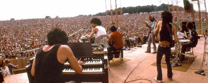 Imagen vía fanpage Woodstock