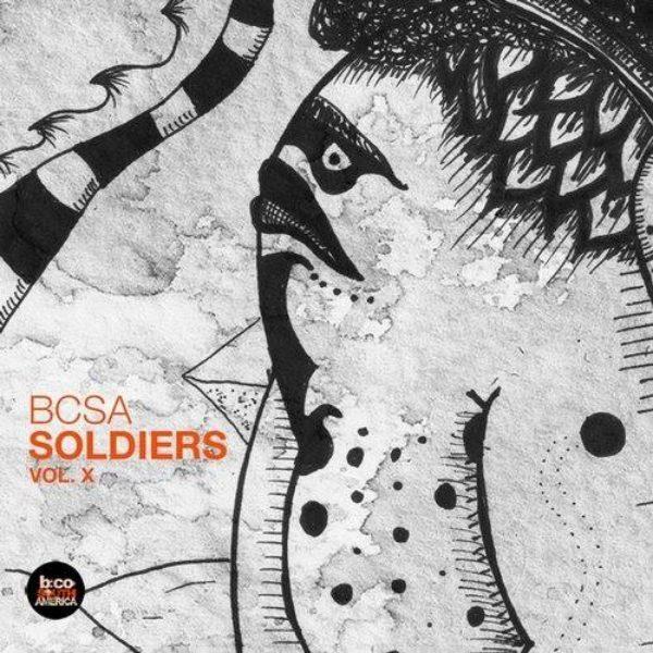 Balkan Connection South America en el compilado BCSA Soldiers Vol. X