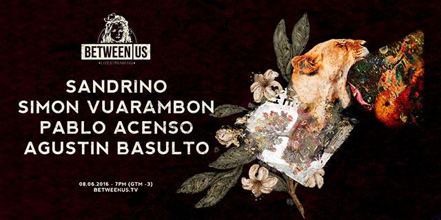 Between Us feat. Sandrino