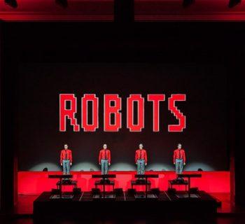 Vía Página Oficial de Kraftwerk