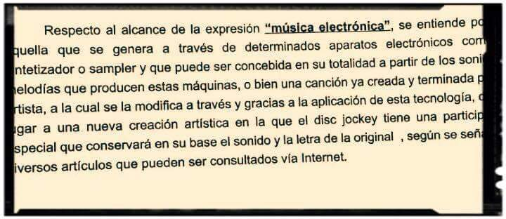 musica electronica argentina