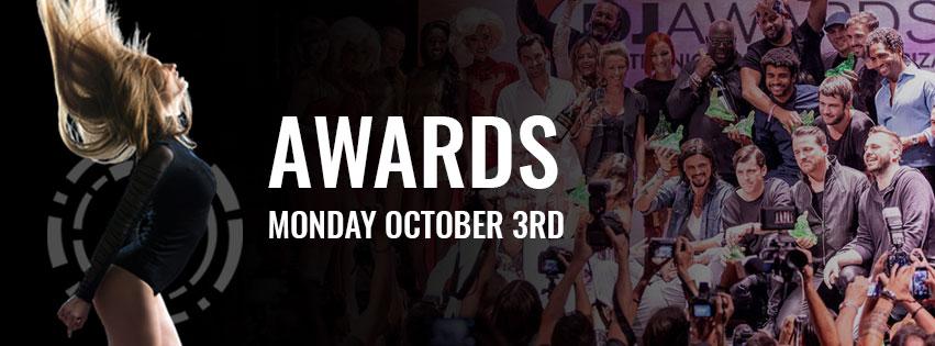 dj awards 2016 ganadores