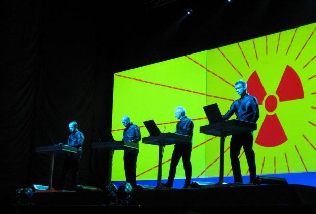 Kraftwerk presentacion