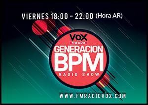 Alexandra Herrera en Generación BPM