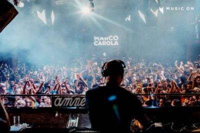 Marco Carola en el Music On