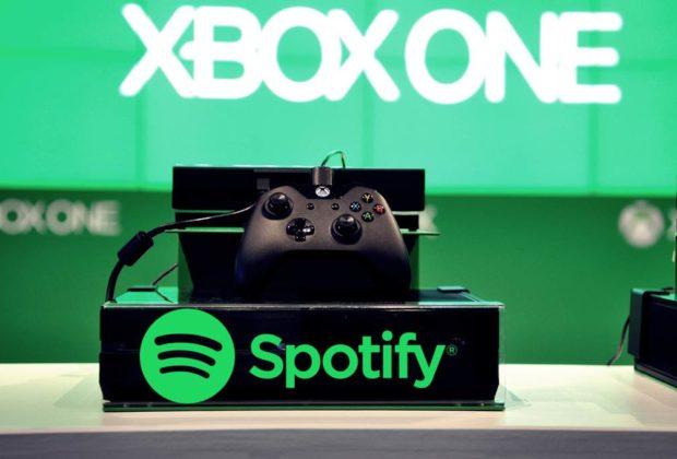 Spotify se une con Xbox