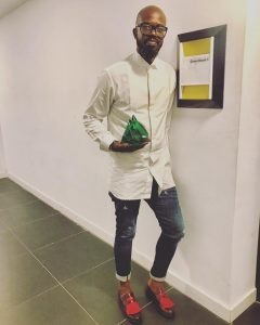 Black Coffe Dj Awards 2017