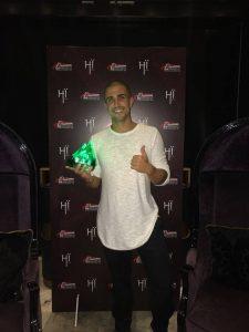 Dennis Cruz Dj Awards 2017