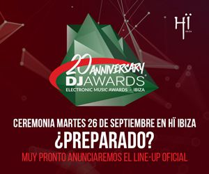 DJ Awards Ibiza 2017 Ceremony - 20th Anniversary