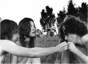 hippie historia