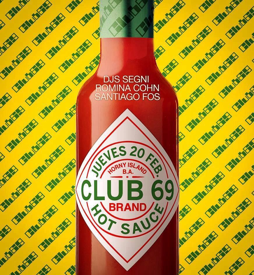 club 69 hot sauce