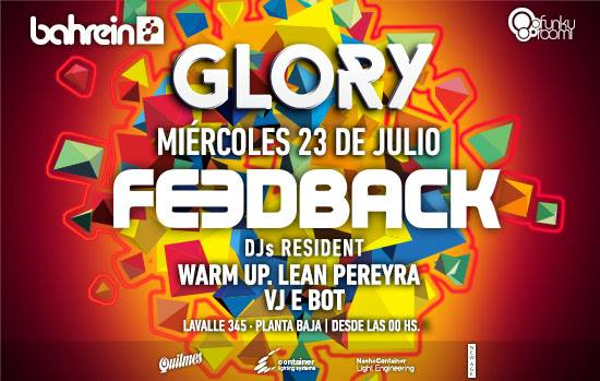Glory 23-07