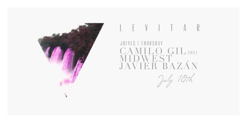 Levitar 10 jul